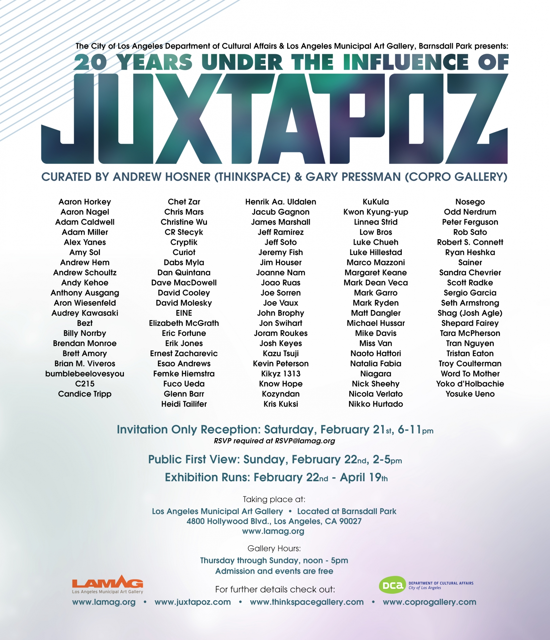 juztapoz ad 20 years under the influence
