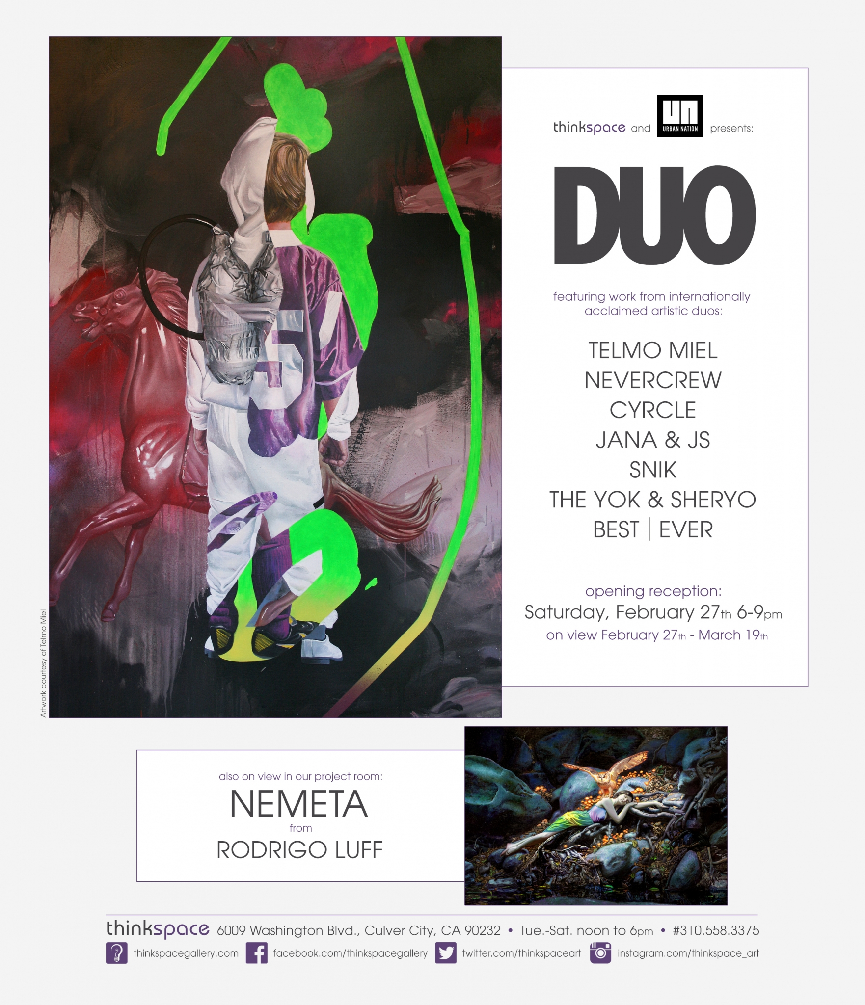 Duo Press Ad