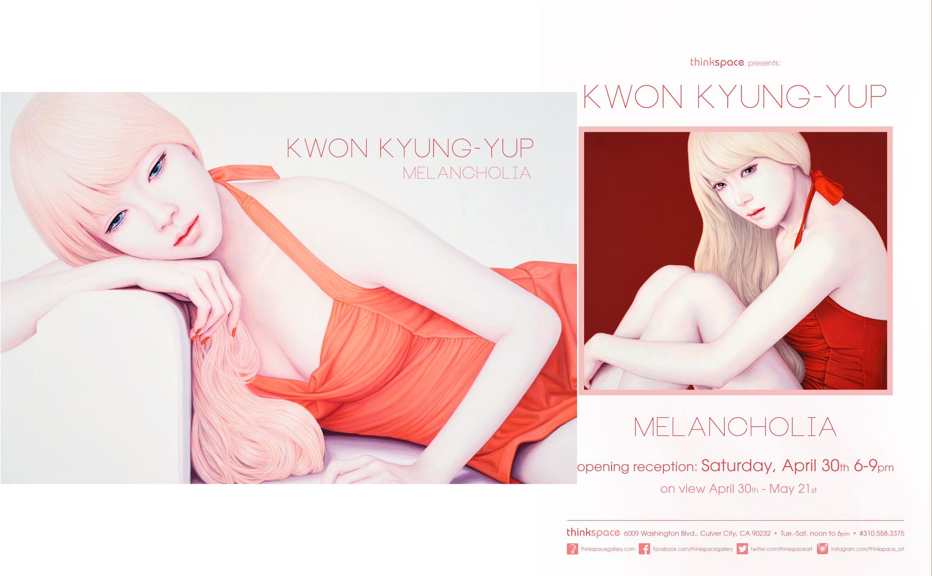 kwon kyung-yup melancholia