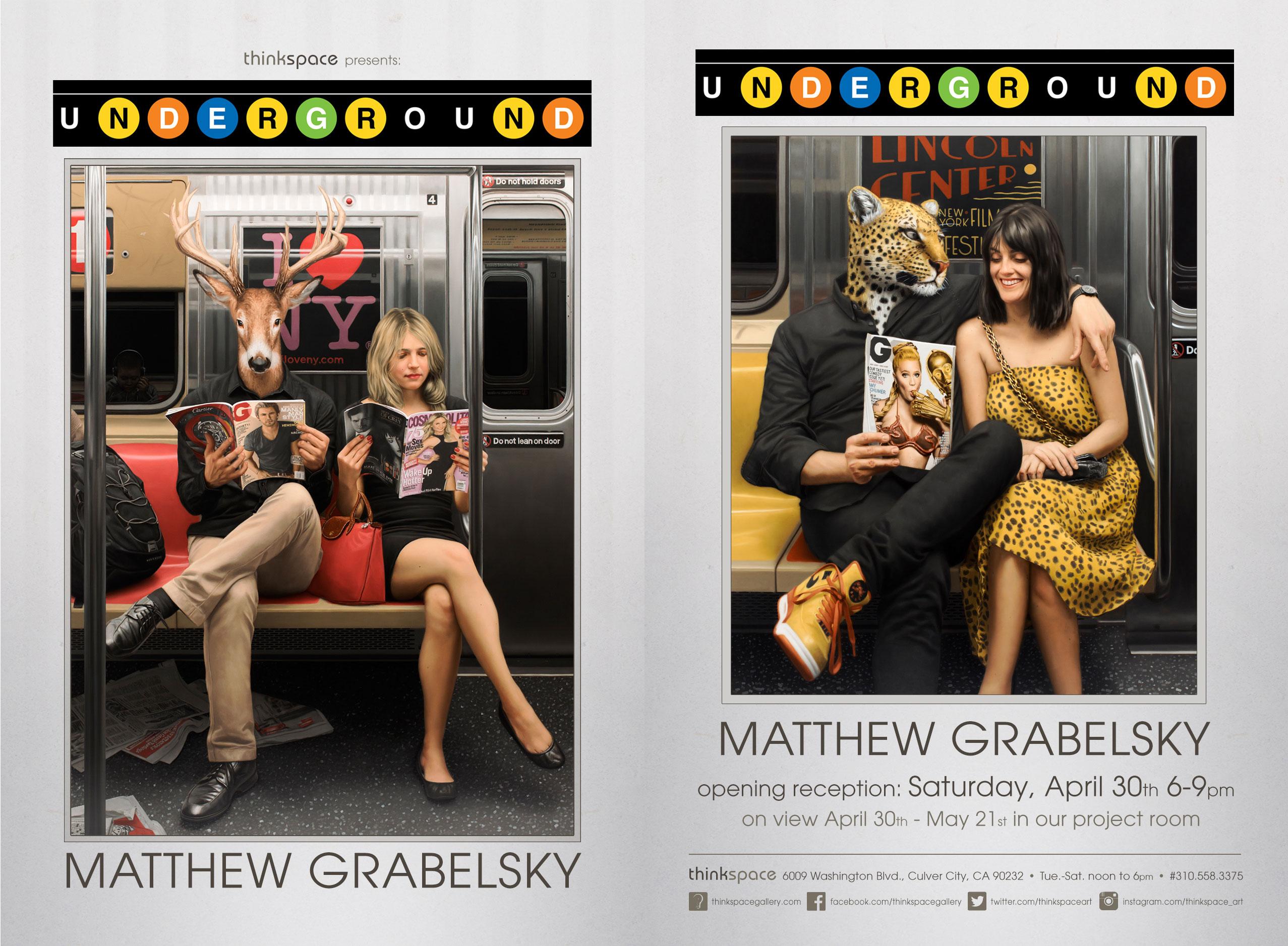 Matthew Grabelsky Postcard