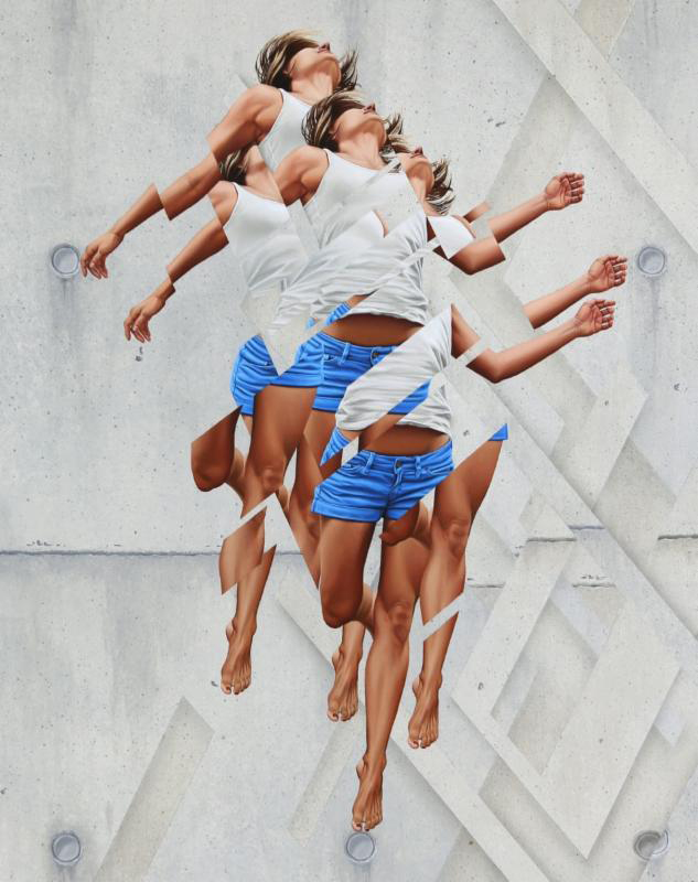 James Bullough Breaking Point