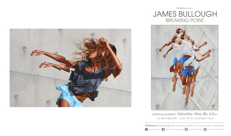 James Bullough Postcard