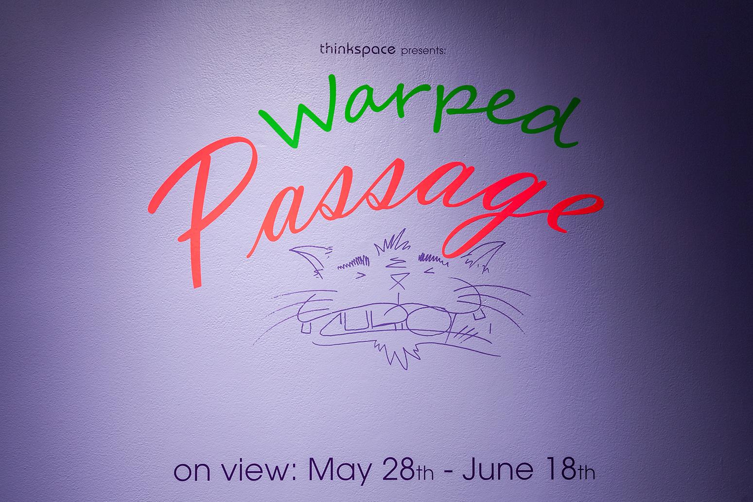 Warped Passage