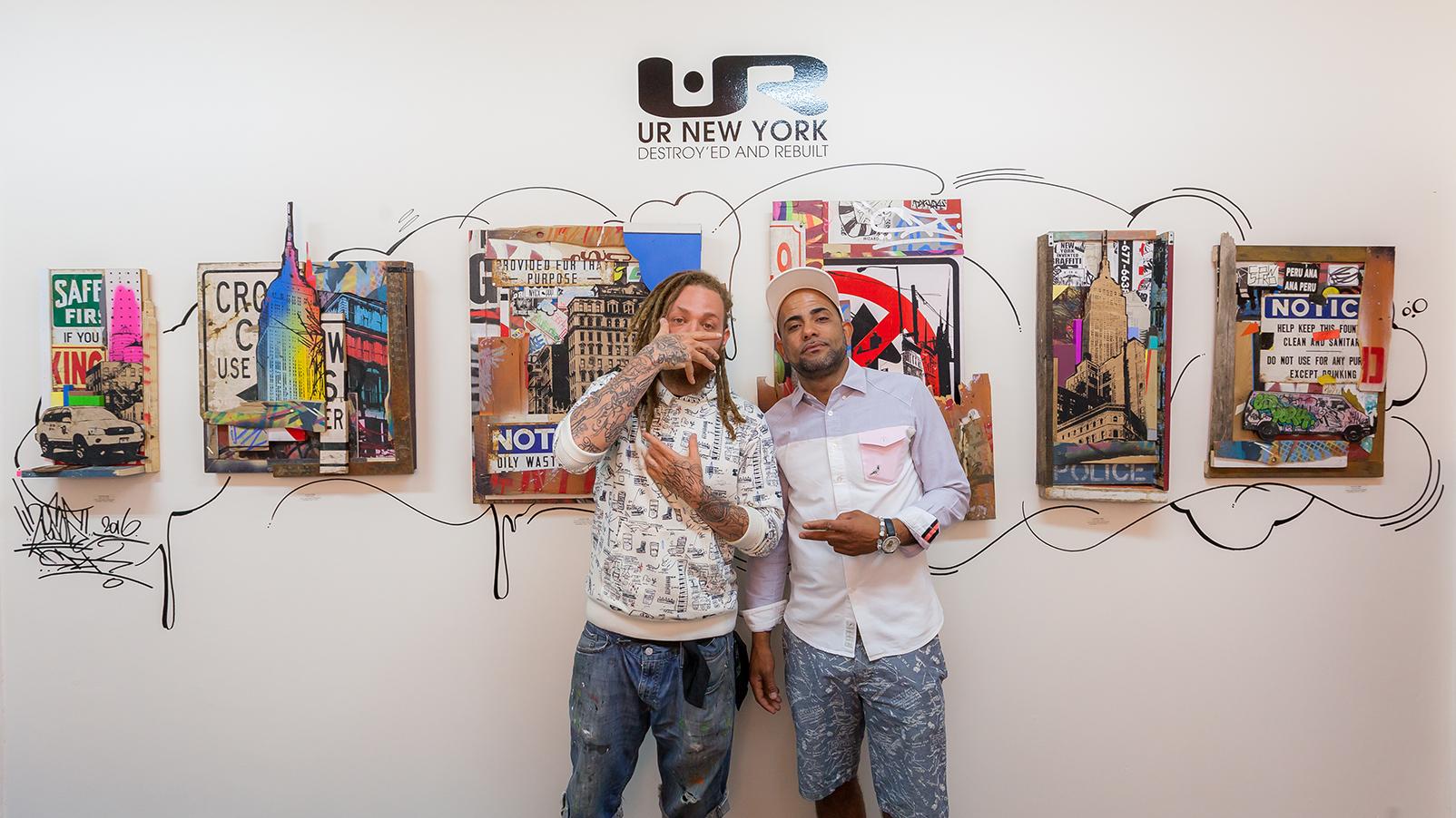 UR New York