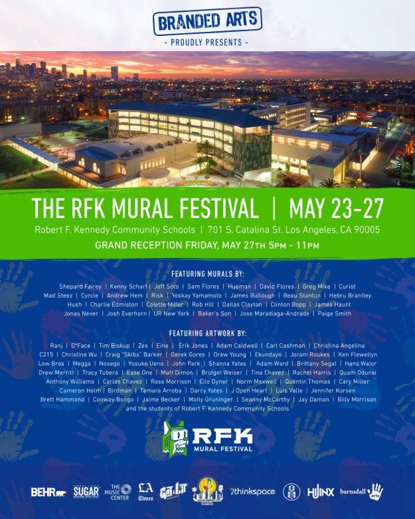 RFK Mural Festival