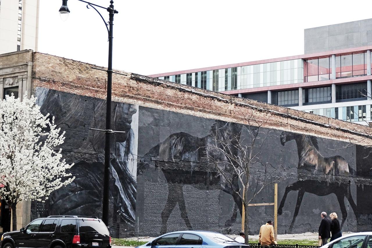 Ricky Lee Gordon Mural Chicago