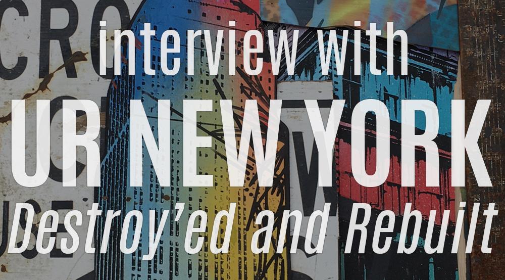 UR New York Banner