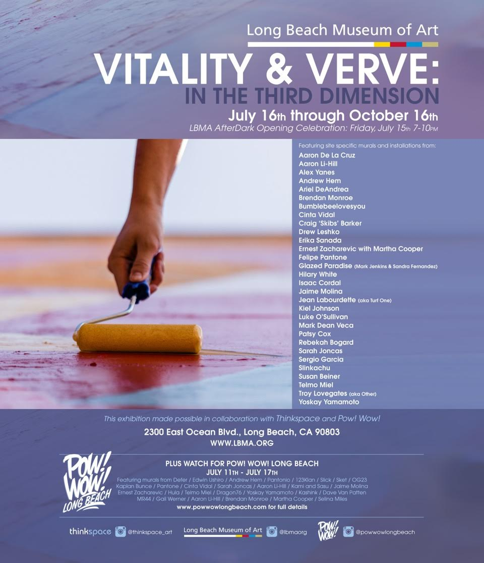 Vitality and Verve Long Beach Museum of Art