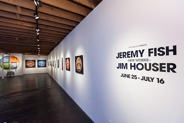 Jeremy Fish Opening Reception